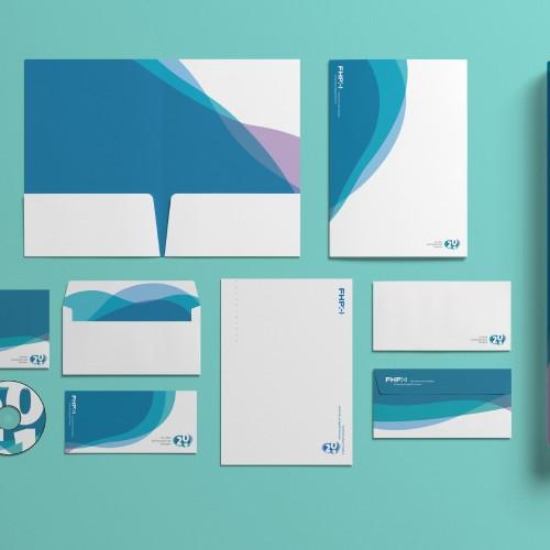Corporate Design FH Potsdam Geschäftsausstattung