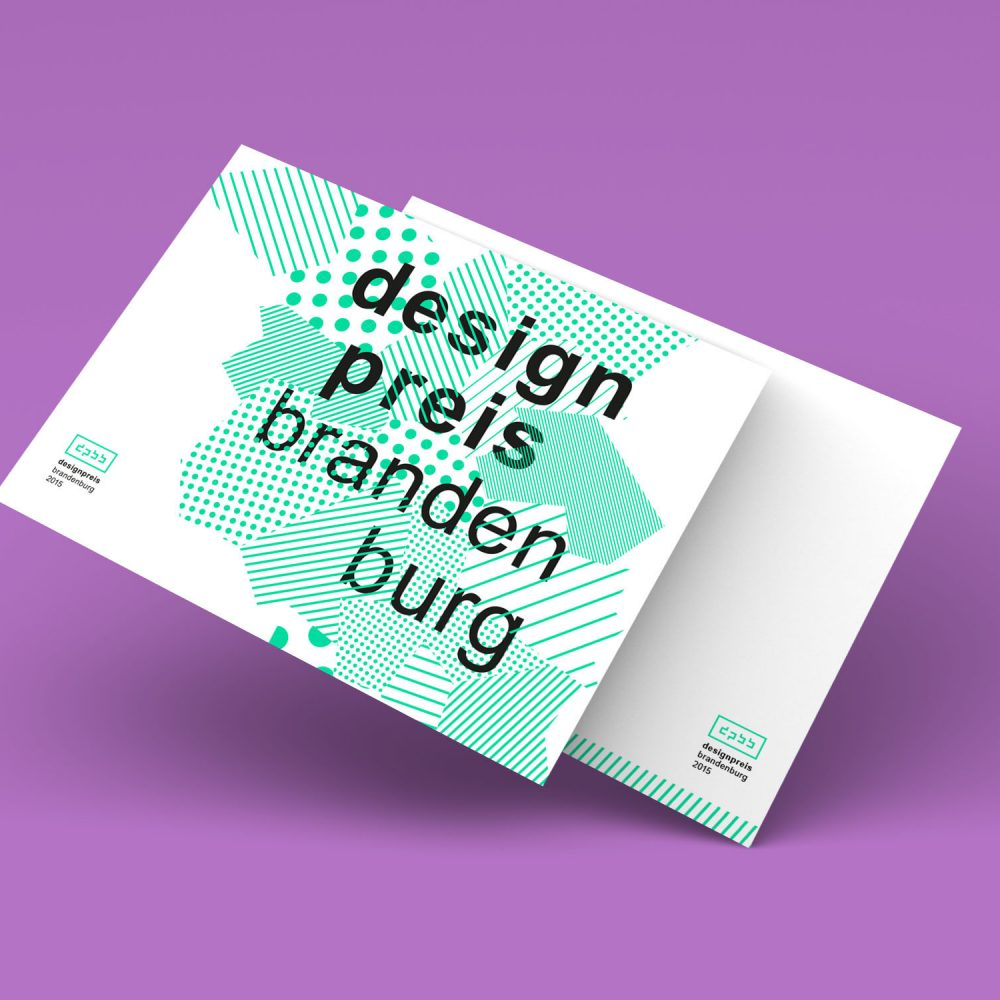 Corporate Design Potsdam Designpreis Brandenburg Screendesign
