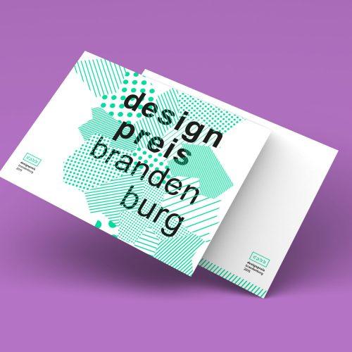 Corporate Design Potsdam Designpreis Brandenburg Screendesign