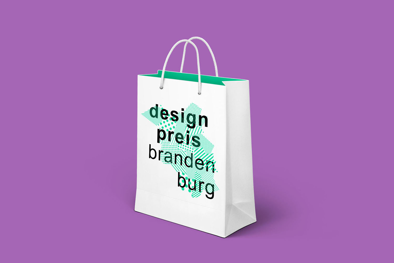 Corporate Design Potsdam Designpreis Brandenburg Beutel
