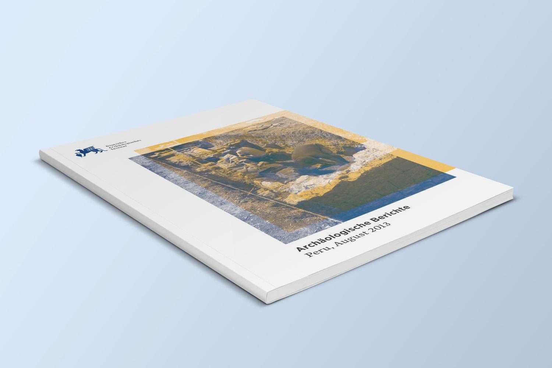 Corporate Design Potsdam DAI Magazin