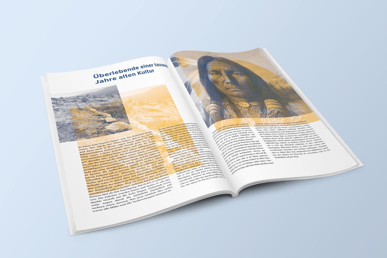 Corporate Design Potsdam DAI Editorial